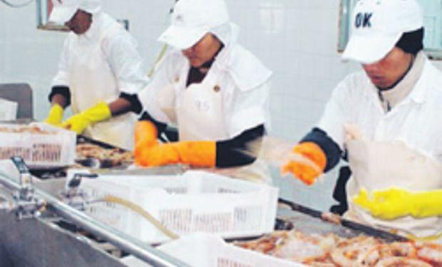 Crecen fuerte exportaciones pesqueras
