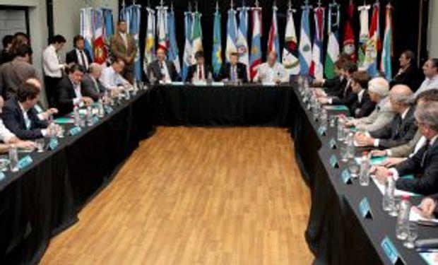 Yauhar debatió agenda agropecuaria 2014 con ministros de todo el país