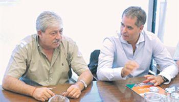 Gobierno de Scioli se reunió con la Federación Agraria