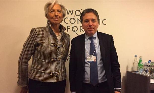 El monto coincide con las estimaciones de lo que necesita la Argentina para financiar su déficit en la balanza de pagos.