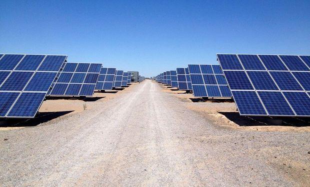 Se estima que la construcción del Parque Solar de Tocota demandará 1.000 puestos de trabajo.
