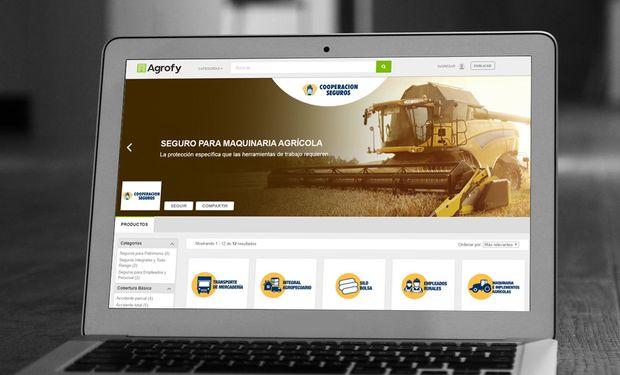 Cooperación seguros lanzó su nueva sucursal online.