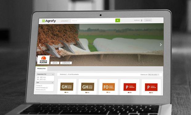 El productor podrá acceder de modo fácil y rápido a todos sus productos y a su red de distribución.