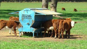 Cómo se encuentra la relación insumo/producto para el negocio ganadero