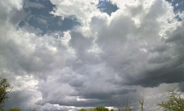 Precipitaciones pobres y dispersas