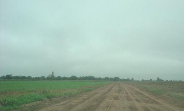 Avanza un frente desde el sur que arrojaría precipitaciones débiles