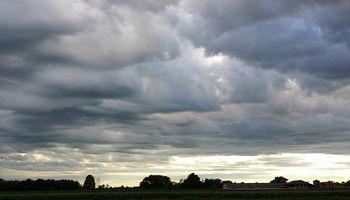 Sin pronóstico de heladas, el tiempo se presentará inestable y con escasas posibilidades de lluvias