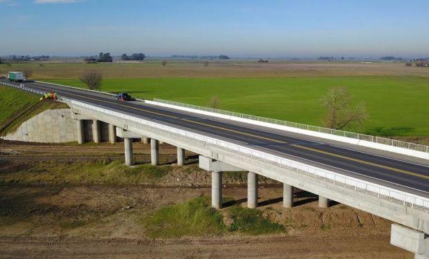 El proyecto fue financiado por el Ministerio de Transporte de la Nación, a través de Vialidad Nacional, por un monto de $ 180 millones.
