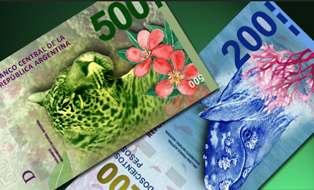 También habrá series nuevas de 20, 50 y 100 pesos.