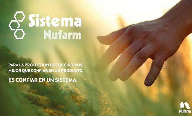 En esta oportunidad Nufarm continúa presentando nuevos productos y servicios.