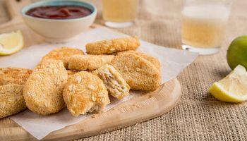 Food tech sin carne: la empresa de dos rosarinos ahora simula el sabor del pollo y de albóndigas