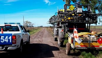Buenos Aires optimiza su receta agronómica y clausura una pulverizadora