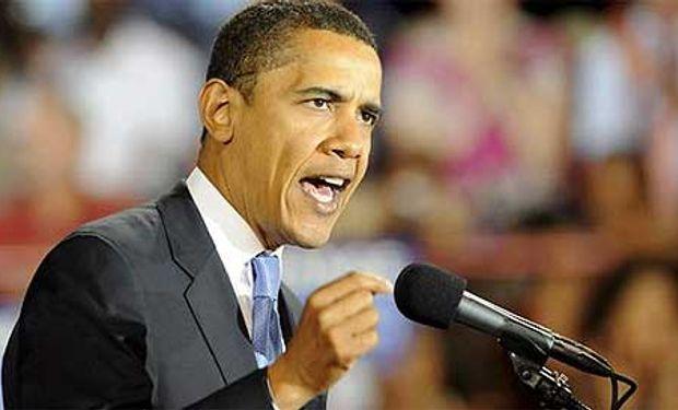 """Obama advirtió que un default sería como """"una bomba nuclear"""""""