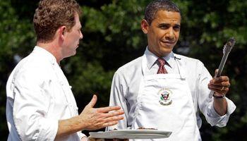 """Obama está """"ansioso por comer un buen bife"""""""