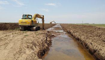 Productores bonaerenses plantearon su preocupación por las obras de manejo hídrico