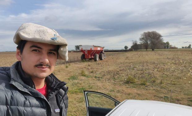 Producir en Argentina: la odisea de un joven productor para reponer la cubierta de un tractor