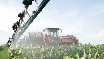Buscan una solución tecnológica al debate por la aplicación de fitosanitarios