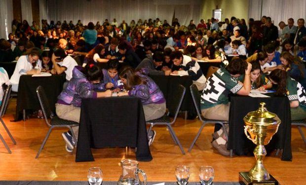La Escuela Juan Bautista Alberdi, de Oro Verde, Entre Ríos, se llevó el primer premio en las Olimpíadas Lácteas.