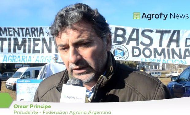 Príncipe se mostró preocupado por los anuncios de Mauricio Macri. Foto de archivo.