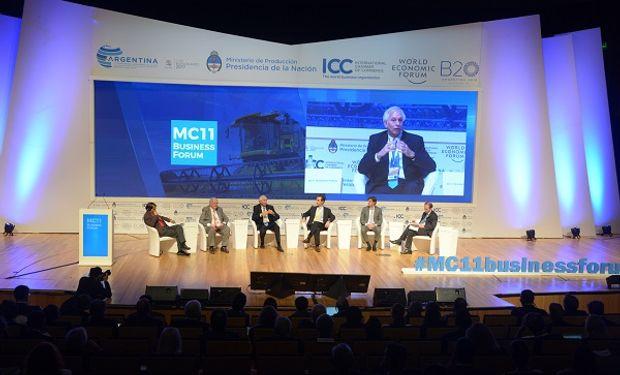 XI Conferencia Ministerial de la OMC, en Buenos Aires.