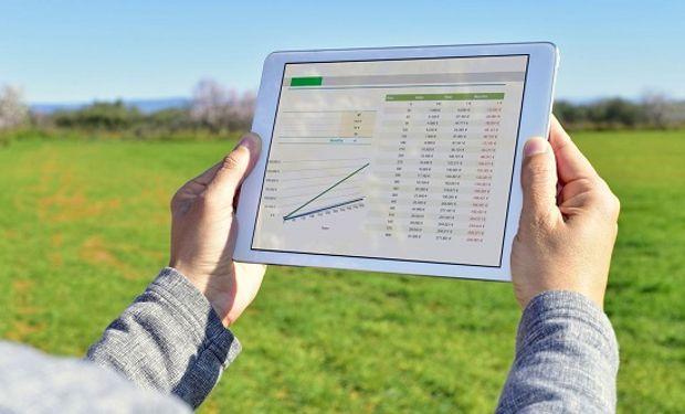 """""""Los productores cosechan granos, pero también datos"""", declara el jefe de Gabinete."""