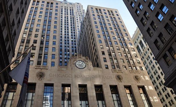 Soja con subas en Chicago