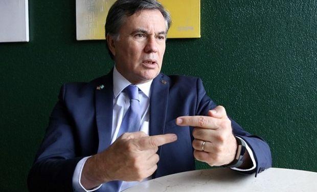 Manuel Otero, director general del Instituto Interamericano de Cooperación para la Agricultura.