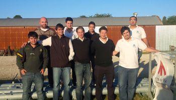Asociatividad para potenciar proyectos de riego