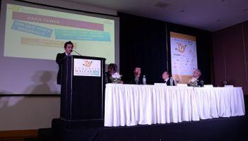 El debate político se instaló en el Congreso Maizar 2015