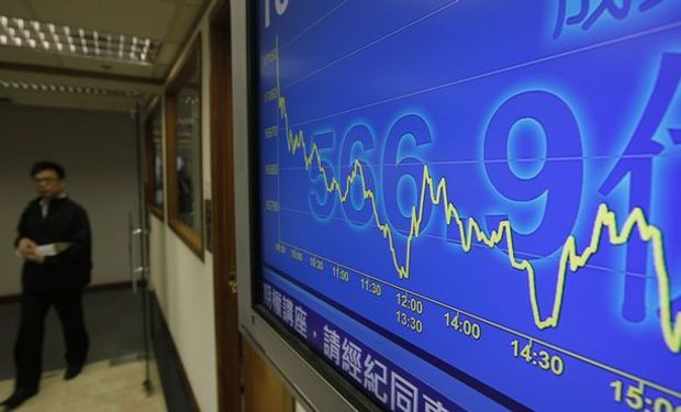 Cae expectativa de default entre inversores extranjeros