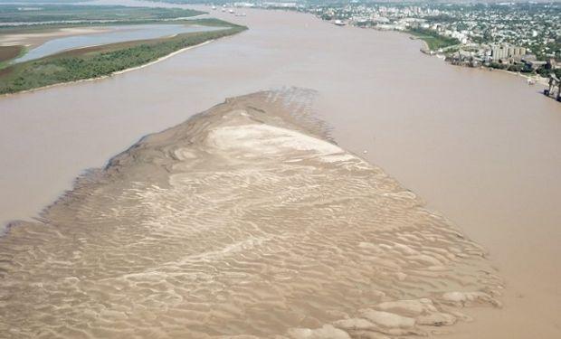 Alerta por la altura del Paraná: niveles cercanos a los más bajos de la historia