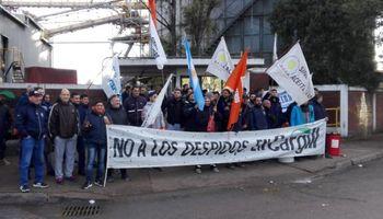 Aceiteros levantaron el paro ante la conciliación obligatoria