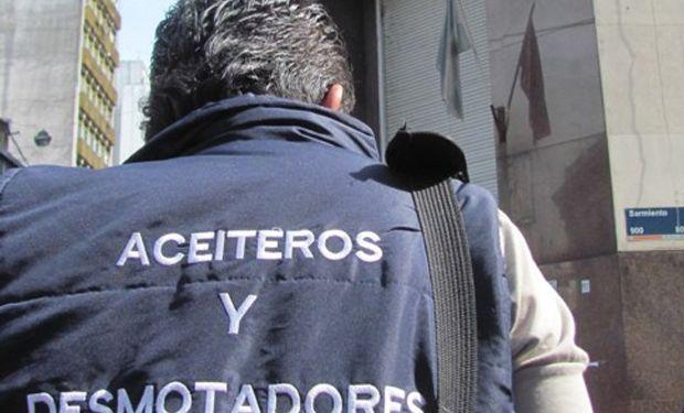 El sindicato de Aceiteros de Rosario dispuso un paro por tiempo indeterminado, luego de que ayer venciera la paritaria.