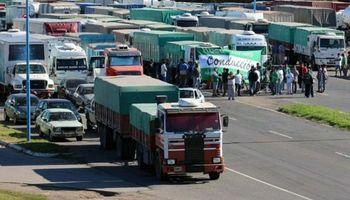 Camioneros va al paro sin bloqueos ni cortes