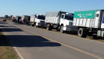 Alertan sobre el impacto de la medida de fuerza de transportistas