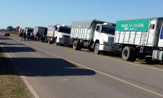 La Federación de Acopiadores de Cereales manifestó su perplejidad y desconcierto ante la medida de fuerza de los transportistas.