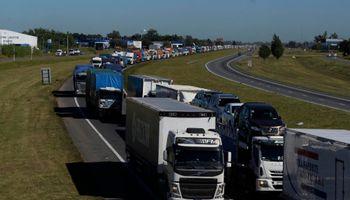 """Paro de transportistas: """"Las terminales portuarias van a empezar a sentir el impacto"""""""