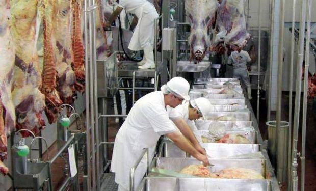 Trabajadores de la carne lanzan paro para mañana.