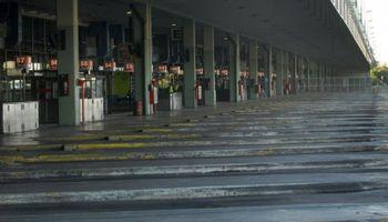 Paro Nacional: el Gobierno recibe a empresarios del transporte