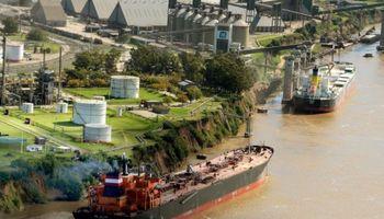 Se normaliza la actividad sobre los puertos del Gran Rosario