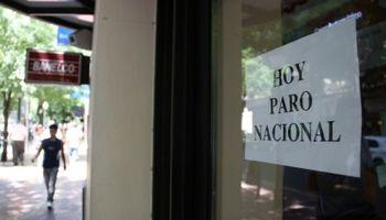 Bancarios paran hoy en todo el país