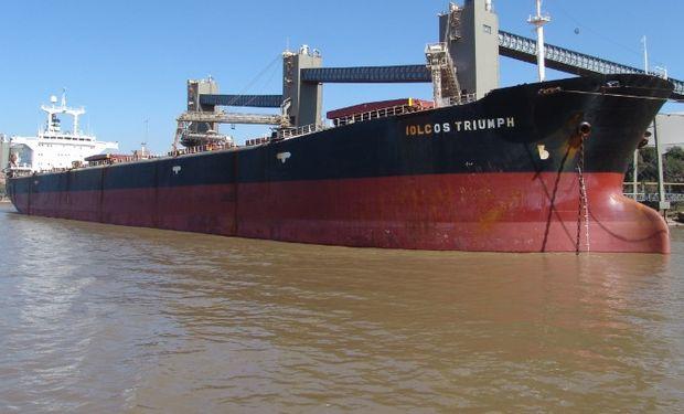 Paro del jueves afectará embarque de granos