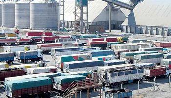 Por el paro nacional bloquean la exportación de granos