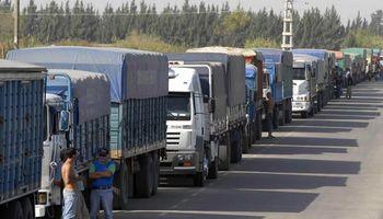 Paralizan el ingreso de granos a puertos del Cordón Industrial