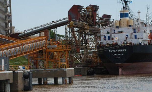 Fin para el conflicto gremial que afectaba a los puertos.