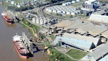 ¿Cómo afecta el paro a los puertos del Gran Rosario?