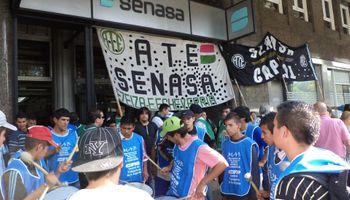 Trabajadores del Senasa fueron convocados de urgencia por el Ministerio de Trabajo