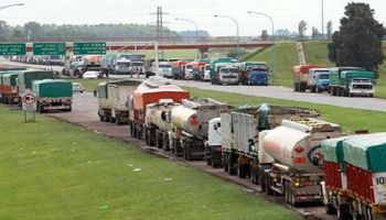 Transportistas de cereales paran el 21 de julio