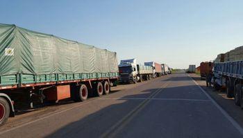 Entre paros y sequía, cae un 52% la exportación de trigo y marca un mínimo de 5 años