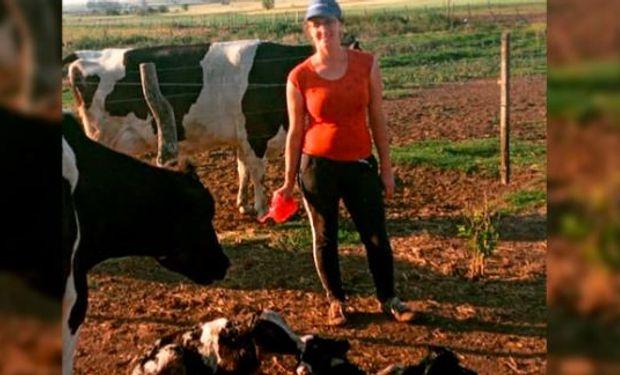 """""""Es una alegría inmensa"""": una vaca sorprendió al tener trillizos en un tambo de Entre Ríos"""